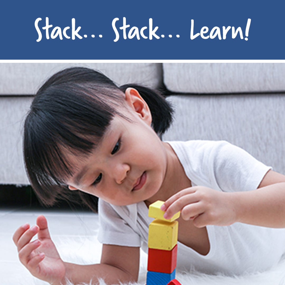Stack… Stack… Learn!