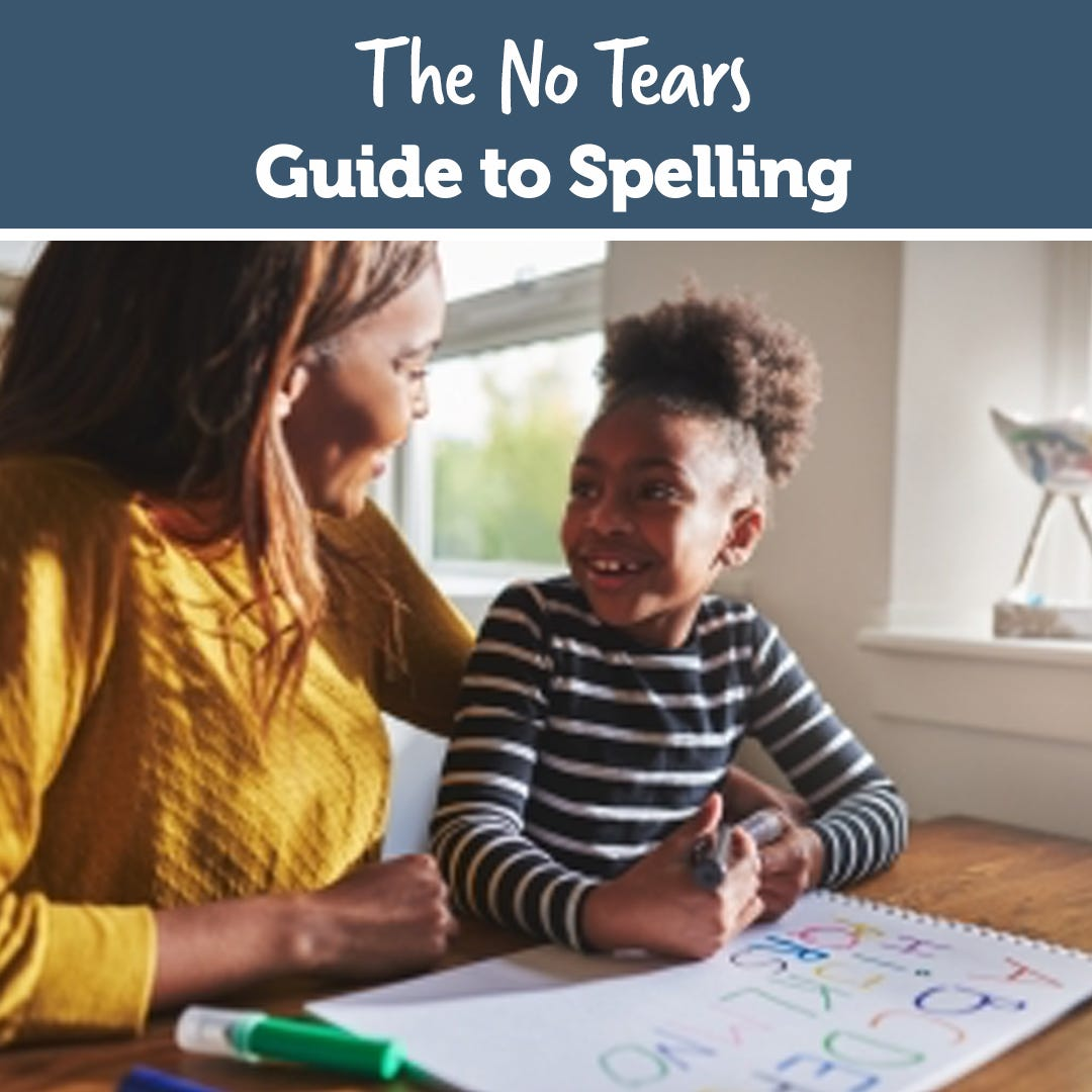 The No Tears Guide to Spelling