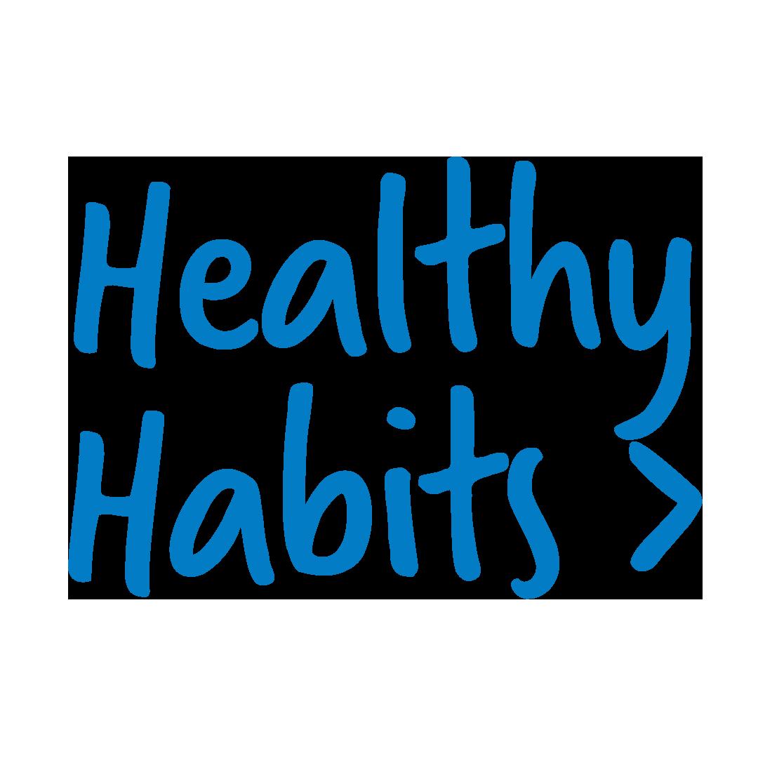 It's Healthy Habits Week!
