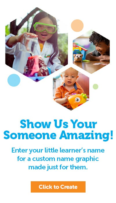 Show Us Your Someone Amazing!