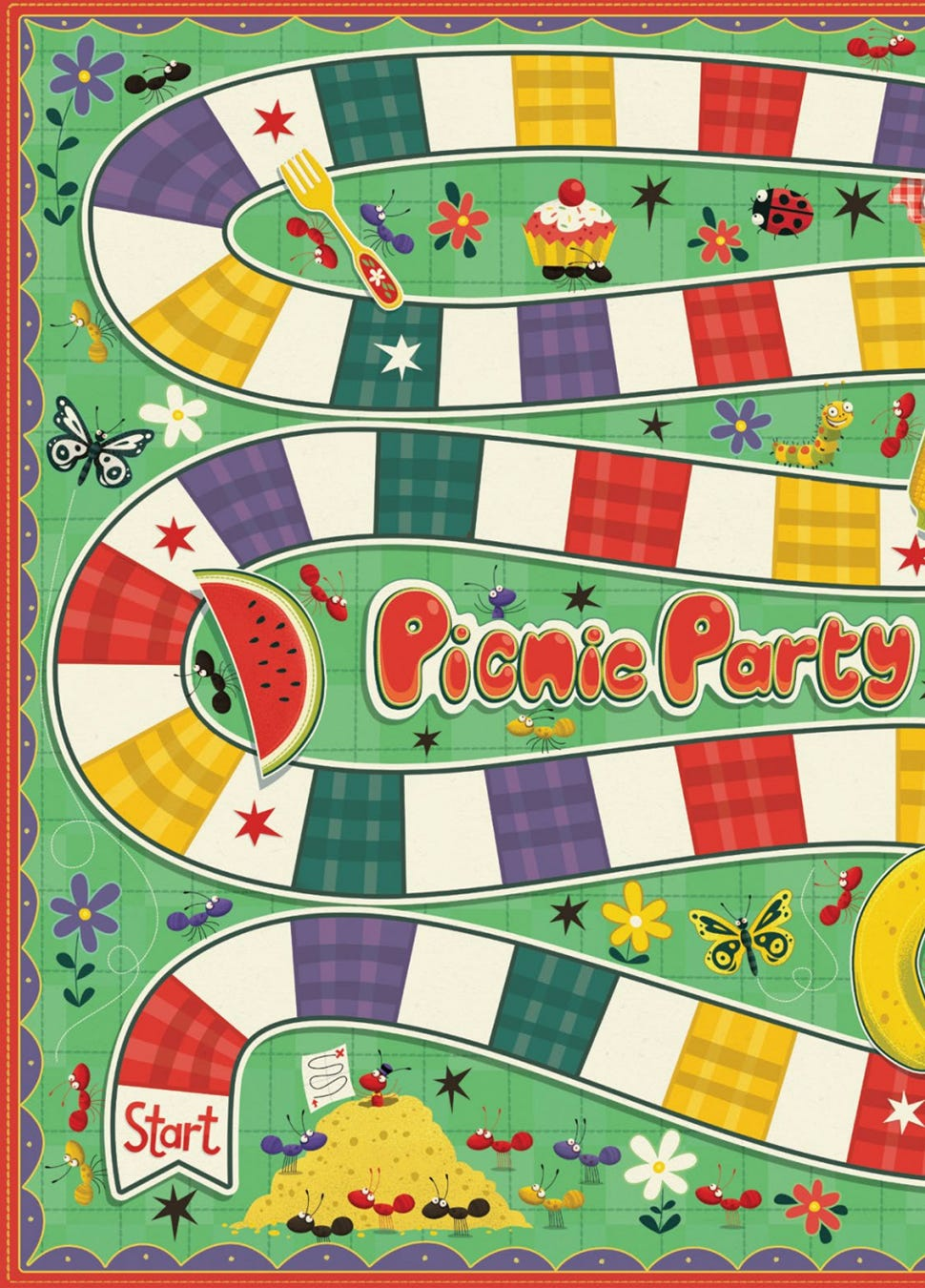 Picnic Party Game