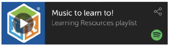 Learning Resources Spotify Playlist